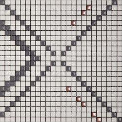 Metrica Incrocio | Mosaici ceramica | Appiani