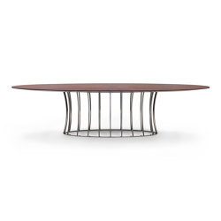 Arthur Table | Mesas comedor | Flexform Mood