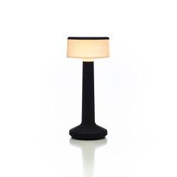 Moments   Cylinder Opal   Black   Table lights   Imagilights