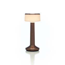 Moments   Cylinder Opal   Bronze   Table lights   Imagilights