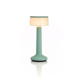 Moments   Cylinder Opal   Nautique Green   Table lights   Imagilights