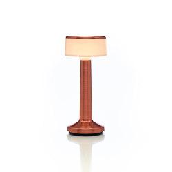 Moments   Cylinder Opal   Rosé Gold   Table lights   Imagilights