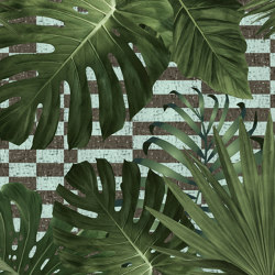 Grid | Bespoke wall coverings | GLAMORA
