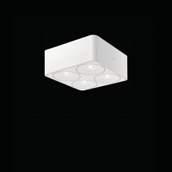 Q Four 40° Surface | Ceiling lights | Nimbus