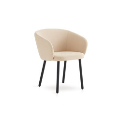 Huma fauteuil | Chaises | Expormim