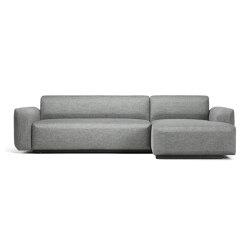 Fade sofa bed | Divani | Prostoria