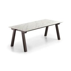 Duero fixed table | Dining tables | Dressy
