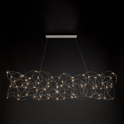 Sirio Suspension | Suspended lights | Quasar
