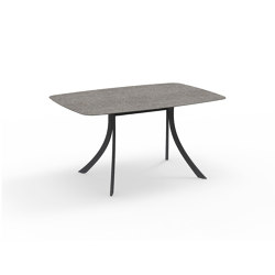 Falcata Outdoor table rectangulaire | Tables de repas | Expormim