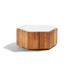Hexagon Side Table | Coffee tables | Tribù