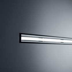 Continuous Rod Comfort Recessed 1m | Outdoor recessed wall lights | Simes