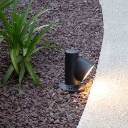 Bruco | Outdoor wall lights | martinelli luce