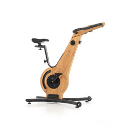 NOHrD Bike Oak | Exercise bikes | WaterRower
