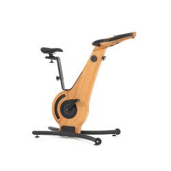 NOHrD Bike Cherry | Exercise bikes | WaterRower
