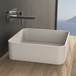 Solidthin | QR | Wash basins | Ideavit