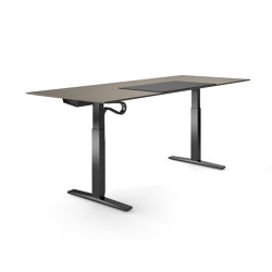 Upsite height-adjustable desk | Scrivanie | RENZ