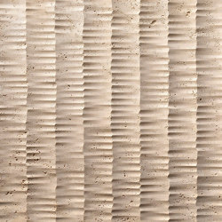Pietre Incise | Tratto | Natural stone panels | Lithos Design
