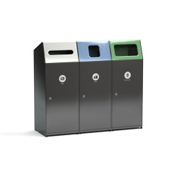 Acceptor 160 recycle | Pattumiere | Vestre