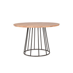Bliss Old Glory 120cm | Dining tables | Jess
