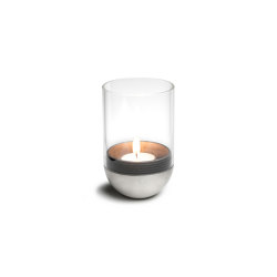 GRAVITY CANDLE Lantern M90 | Bougeoirs | höfats