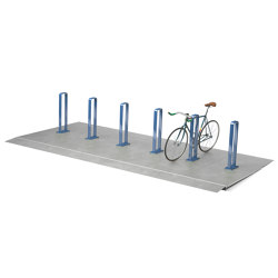 Parklet 2.0 | Bicycle stands | Vestre