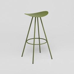 Coma 4L stool | Bar stools | ENEA