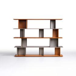 Libera 45 Modular Bookcase | Regale | Ronda design