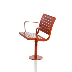 Parco chair | Sillas | nola