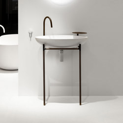 Monsieur Onyx | Wash basins | Falper