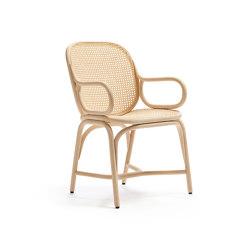 Frames sillón de comedor | Sillas | Expormim