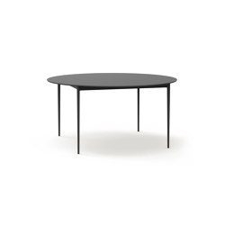 Nude round dining table | Dining tables | Expormim