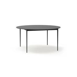 Nude mesa redonda | Mesas comedor | Expormim