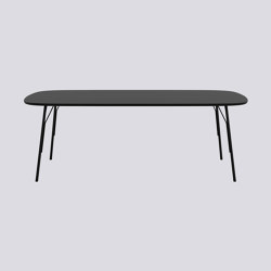 Kelly T | Dining tables | Tacchini Italia