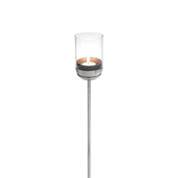 GRAVITY CANDLE Pole | Candelabros | höfats