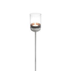 GRAVITY CANDLE Pole | Candlesticks / Candleholder | höfats