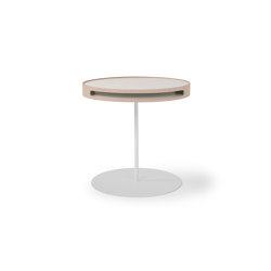Tizio e Caio | Side tables | True Design