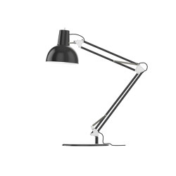 Spring Balanced Lamp⎜table | black | Table lights | Midgard Licht