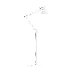 Spring Balanced Lamp⎜floor | white | Free-standing lights | Midgard Licht