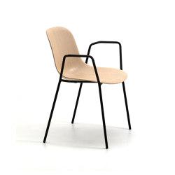 Máni Wood AR 4L | Chairs | Arrmet srl