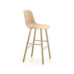 Máni Wood ST-4L PLUS | Bar stools | Arrmet srl