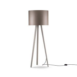 Luca Stand | Lámparas de pie | maigrau