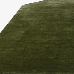 The Moor AP8 Green Pine   Rugs   &TRADITION