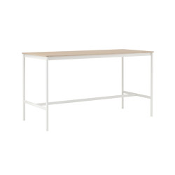 Base High Table | 190 x 80 H: 105 | Stehtische | Muuto