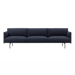 Outline Sofa | 3.5 Seater | Sofas | Muuto