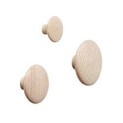 Dots Wood | Single hooks | Muuto