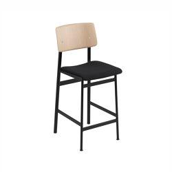 Loft Counter Stool   Textile   Bar stools   Muuto