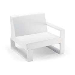 Kama | Left Club Armchair | Armchairs | EGO Paris