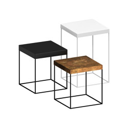 Slim Up Low Tables | Mesas auxiliares | ZEUS