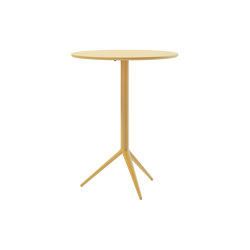Ciak Table | Bistro tables | ALMA Design