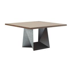 Clint Tisch | Esstische | ALMA Design
